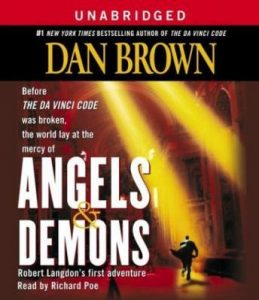 Angels & Demons Audiobook