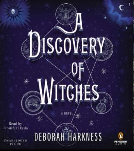 Discovery of Witches Audiobook
