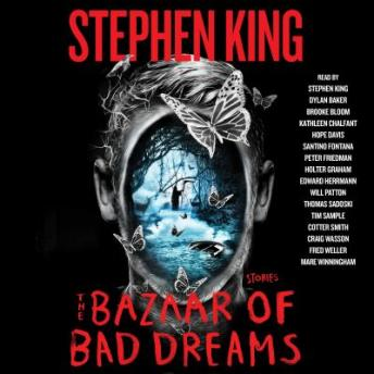 Bazaar of Bad Dreams Audiobook