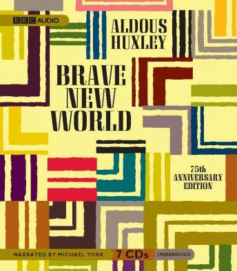Brave New World Audiobook