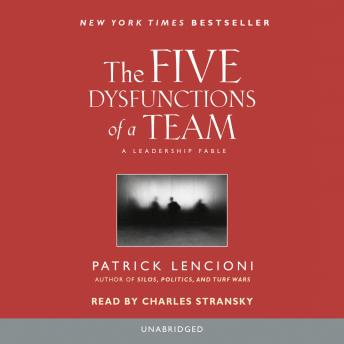 Five Dysfunctions of a Team Audiobook