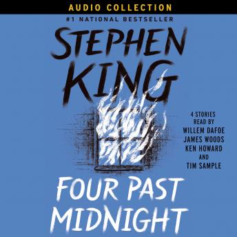 Four Past Midnight Audiobook