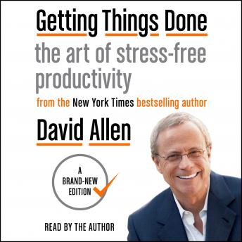 Getting Things Done Audiobook
