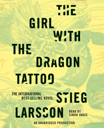 Girl with the Dragon Tattoo Audiobook