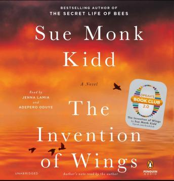 Invention of Wings Audiobook