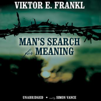 Man's Search for Meaning Audiobook