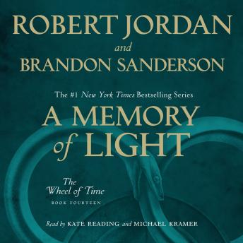Memory of Light Audiobook