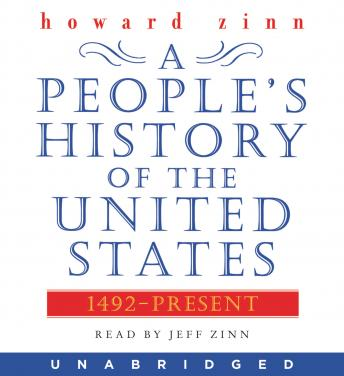People's History of the United States Audiobook
