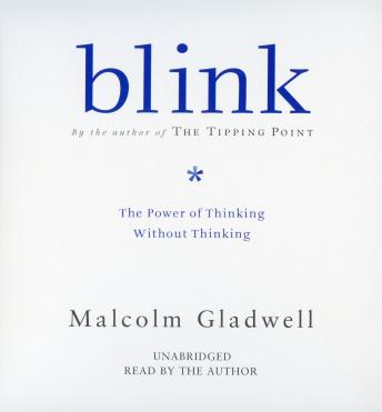 Power of Thinking Without Thinking Audiobook