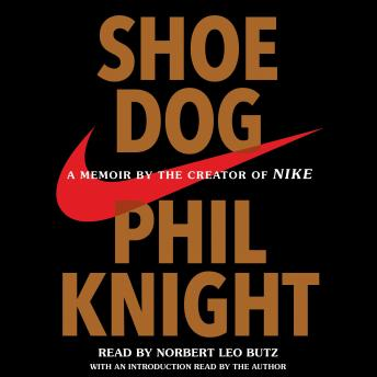 Shoe Dog Audiobook