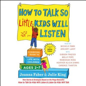 Survival Guide to Life with Children Ages 2-7 Audiobook