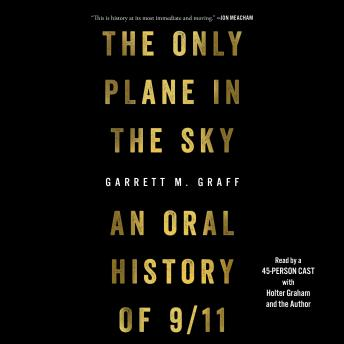 The Only Plane in the Sky Audiobook